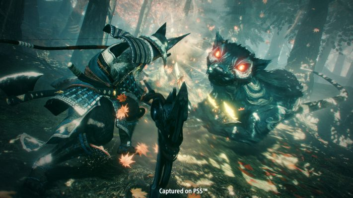 Nioh 2 Complete Edition video 4K 60 FPS