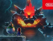 Super Mario 3D World + Bowser's Fury trailer