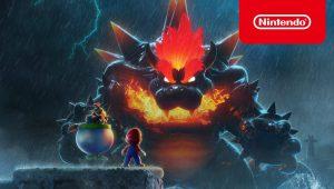 Super Mario 3D World + Bowser's Fury trailer