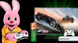 Duracell Xbox
