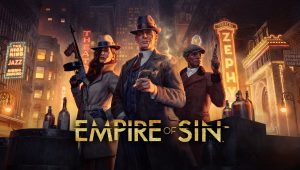 Empire of Sin – Recensione