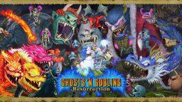 Ghosts'n Goblins Resurrection