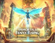 Immortals Fenyx DLC