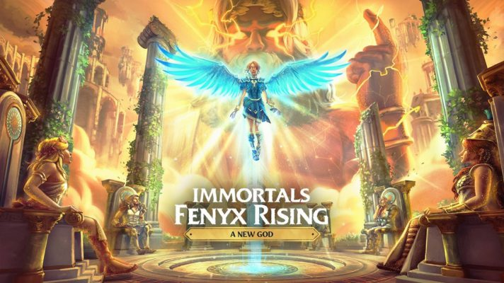 Immortals Fenyx DLC