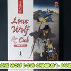 Manganalisi di Lone Wolf & Cub Omnibus 1 – Planet Manga