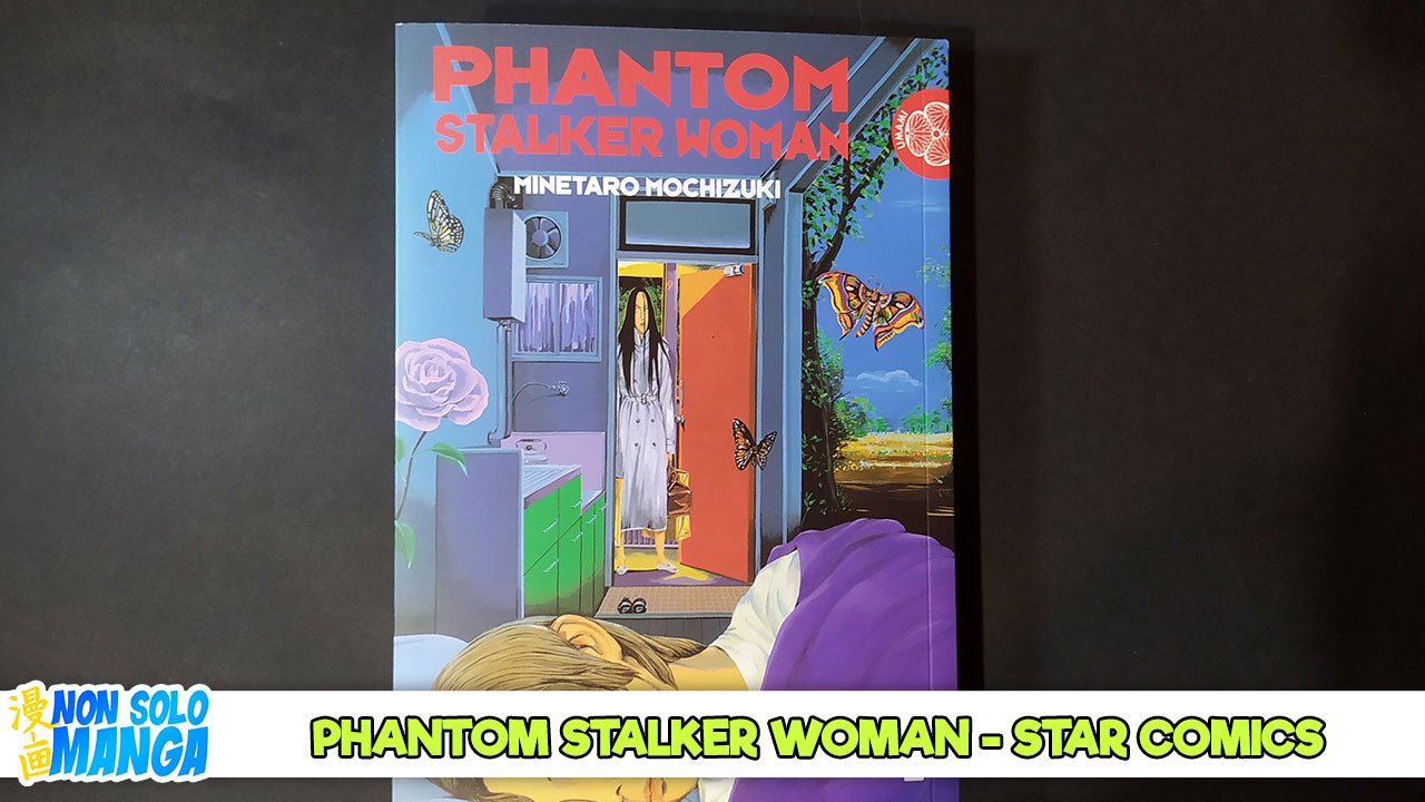 Phantom Stalker Woman