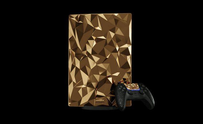 PS5 oro