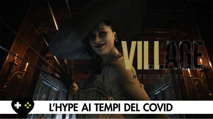 Resident Evil Village, l'hype ai tempi del covid