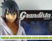 Manganalisi di Naruto Shippuden Uchiha Sasuke Grandista Nero