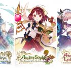 Atelier Mysterious Trilogy Deluxe Pack annuncio