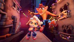 Crash Bandicoot 4: It's About Time migliorìe PlayStation 5