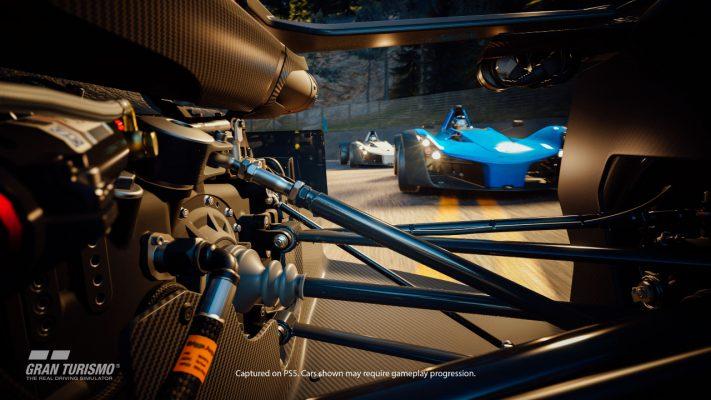 Gran Turismo 7 esperienza