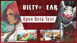 Guilty Gear -Strive- beta