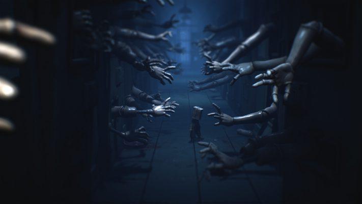 Little Nightmares II trailer di lancio