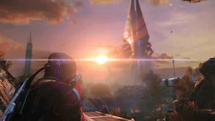 Mass Effect Legendary Edition data uscita
