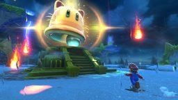 Super Mario 3D World + Bowser's Fury co-op
