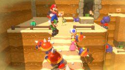 Super Mario 3D World + Bowser's Fury risoluzione