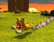 Super Mario 3D World + Bowser's Fury trailer lancio