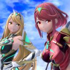 Super Smash Bros. Ultimate Pyra Mythra