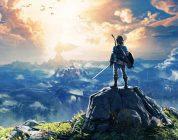 The Legend of Zelda Breath of the Wild immagine in evidenza