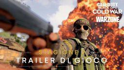 Call of Duty Black Ops Cold War e Warzone, il trailer della seconda stagione