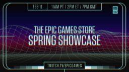Epic Games Store Showcase