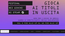Festival Giochi Steam