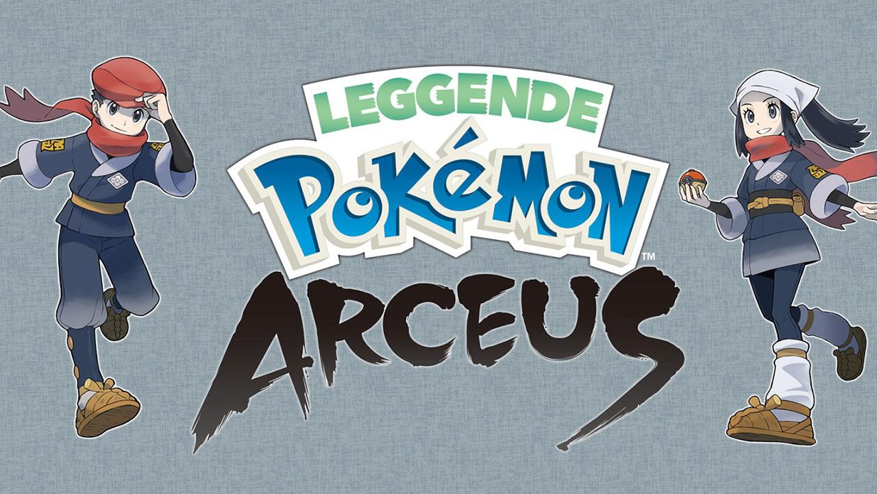 Leggende Pokémon: Arceus | GameSoul.it