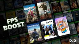 Microsoft presenta la funzione FPS Boost per i giochi retrocompatibili su XBSX