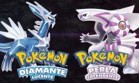 Pokémon Diamante Lucente e Pokémon Perla Splendente annunciati per Nintendo Switch