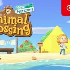 Animal Crossing: New Horizons trailer marzo