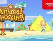 Animal Crossing: New Horizons trailer marzo