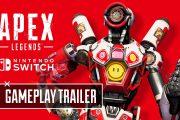 Apex Legends Nintendo Switch gameplay