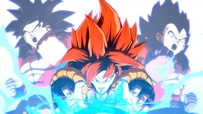 Dragon Ball FighterZ Gogeta (SS4)
