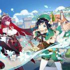 Genshin Impact, l'aggiornamento 1.4 vi invita al Windblume Festival