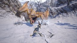 Monster Hunter Rise trailer armi pesanti