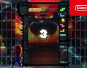 Tetris 99 Super Mario 3D World