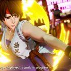 The King of Fighters XV Yuri Sakazaki