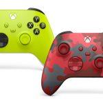 Xbox Wireless Controller nuove colorazioni