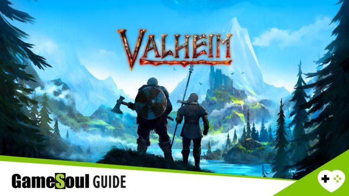 Valheim FAQ guida