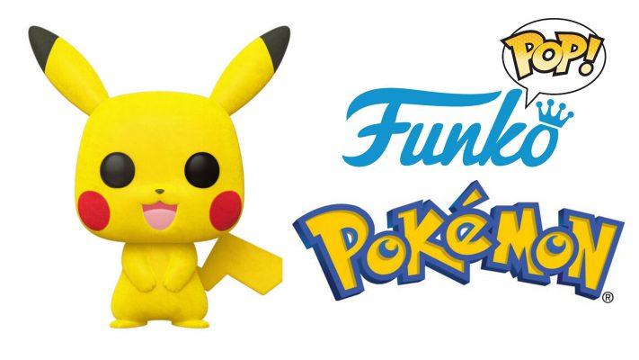 Funko Pop Pikachu
