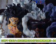 Luffy Gear 4