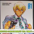 Detective Conan Zero's Tea Time
