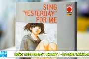 sing yesterday for me