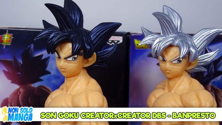 CreatorXCreator Son Goku