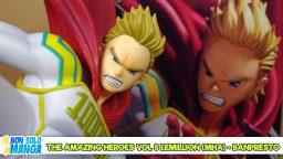Amazing Heroes Lemillion