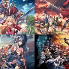 The Legend of Heroes Trails of Cold Steel anime