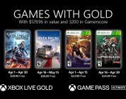 Xbox Games With Gold aprile