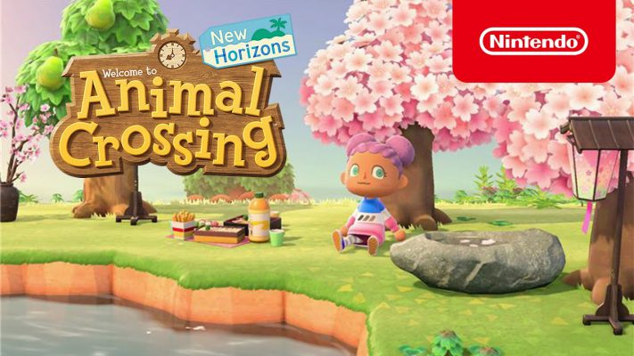 Animal Crossing: New Horizons aprile