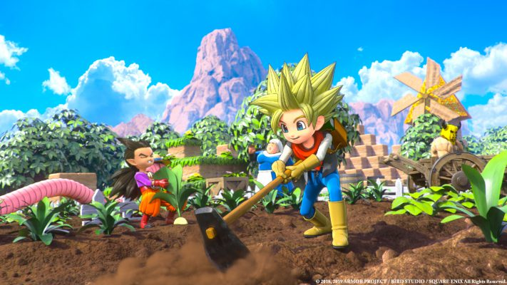 Dragon Quest Builders 2 Xbox One